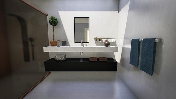 Badkamermuur maken met gasbetonblokken – Badkamer-specialisten.nl